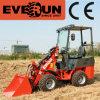 Тавро Qingdao Everun затяжелитель лопаткоулавливателя начала 0.6 тонн миниый с быстро заминкой
