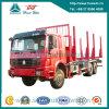 Camion de logarithme naturel de Sinotruk HOWO 290HP 6X4