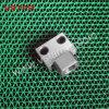 Часть CNC высокого качества подвергая механической обработке подвергли механической обработке нержавеющей сталью, котор