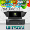 Rk3188 Quad Core HD 1024X600 Screen 16GB Flash 1080P WiFi 3G Front DVR DVB-T 미러 Link Pip (W2-M219)를 가진 BMW X1를 위한 Witson S160 Car DVD GPS Playe