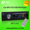 Car MP3 with Remote Control Am/FM Radio USB/SD Port Bluetooth Low Price MP3-2033