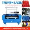 Taglio di macchina portatile del laser per la taglierina di plastica del laser di CNC del documento del tessuto per il prezzo di cuoio
