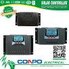 WP10A~60A、12V/24Vまたは48V、LED/LCDのPWMの太陽コントローラ