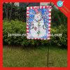 Haus-Markierungsfahnen-Polyester-Garten kennzeichnet en gros