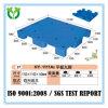1100*1100 os pés contínuos da superfície 9 recicl a pálete plástica material