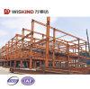 軽い鉄骨構造の現代モジュラー安い倉庫