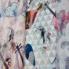 Tessuto di tessile stampato poliestere della casa dell'indumento della rete della maglia di modo