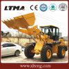 Carregador da roda da maquinaria de exploração agrícola 3t de Ltma com transmissão do eixo intermediário
