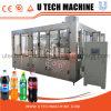 Máquina de embotellado carbónica automática de la bebida