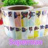 L'autoadesivo del contrassegno del PVC del superman