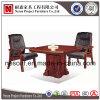 정연한 단단한 나무 베니어 회의 회의 테이블 (NS-SL133)