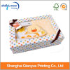 Apparel fragile Packaging Box con Pet Window (AZ010520)