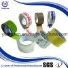 BOPP película con cinta adhesiva de embalaje a base de agua