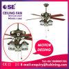 Großverkauf 48 Zoll-dekorativer Decken-Ventilator mit Licht (HgJ52-1302)