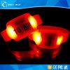 판매를 위한 접근 제한 당 클럽 합주 LED 플래쉬 등 NFC 축제 소맷동