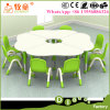 Mobília do centro da puericultura para miúdos, tabela do jogo de crianças e cadeiras para a venda