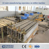 Colleuse de vulcanisation de bande de conveyeur avec Ce/ISO/SGS