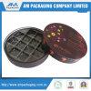 De luxe Doos van de Chocolade met Plastic Dienblad om Lege Verpakking van de Dozen van de Vorm de Stijve