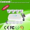 4CH 720p 가득 차있는 CCTV 포장 IP 사진기 NVR 장비 (NVRPA9104SLH10)