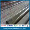 Grado 201 tubo redondo del acero inoxidable de 2.5 pulgadas