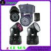 des Konzert-18X3w beweglicher Kopf Geräten-Stadium RGB-des Träger-LED