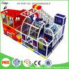 Конструкция оборудования спортивной площадки крытого парка игры крытая