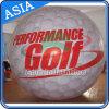 Подгоняйте гигантский раздувной воздушный шар шара для игры в гольф для украшения рекламы