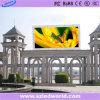 Visualización de LED al aire libre P20 que hace publicidad de la fábrica del panel de la pantalla