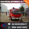 Carro de la lucha contra el fuego de Isuzu 3cbm 4*2