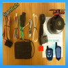 Système d'alarme à sens unique sans fil neuf et de garantie de C.C 12V de véhicule avec le système Keyless interurbain d'entrée
