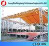 Konzert-Aluminiumzapfen-Beleuchtung-Stadiums-Binder mit Dach-System