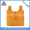 L'épaule en nylon portent le sac à provisions réutilisable de pliage pliable d'emballage