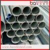 Tubi d'acciaio tuffati caldi di Q235 Galvanzied