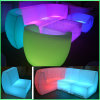 Light up Sofa Lounger Ensembles de canapé LED modernes