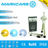 Автомобиль наивысшей мощности Markcars освещая автоматическую фару СИД