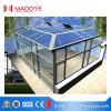 Sunroom de la aleación de aluminio con el vidrio aislador