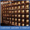 صنع وفقا لطلب الزّبون [هيغت-ند] [ستينلسّ ستيل] نوع ذهب جدار [كتين]/شاشة لأنّ [هتول]/ناد