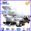 China Foton Forland Caminhão de mistura de cimento Caminhão de betão