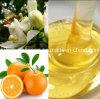 La miel superior, miel anaranjada orgánica, pura, ningunos antibióticos, ningunos pesticidas, ningunas bacterias patógenas, prolonga la vida, comida sana