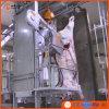 Linha do equipamento da chacina do gado do equipamento da chacina do gado