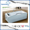ABS Board Massage Bathtub in White (AB0836)