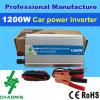 1200W DC12V ao inversor modificado AC220V do poder do carro da onda de seno