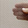 Фильтр нержавеющей стали 20 микронов просеивая ячеистую сеть