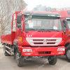 Nuevo carro plano amarillo 16ton del cargo del camión del río 4X2 de Sinotruk
