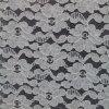Laço do Crochet do suíço do algodão da forma (6186)