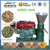 작물 줄기 사탕수수 찌지 면 밀짚 원심 펠릿 기계를 위한 중간과 작은 쉬운 운영
