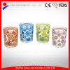 Supporto di candela di vetro libero utile del commercio all'ingrosso di prezzi di fabbrica