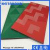 Panneau composé en aluminium de couleur de Neitabond deux sur la même surface pour le marché mexicain