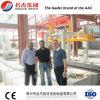 Automatischer Ziegelstein, der Pflanze für leichtes Betonstein-Herstellungsverfahren bildet
