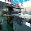 Linha de produção de mármore de imitação do perfil do PVC da alta qualidade